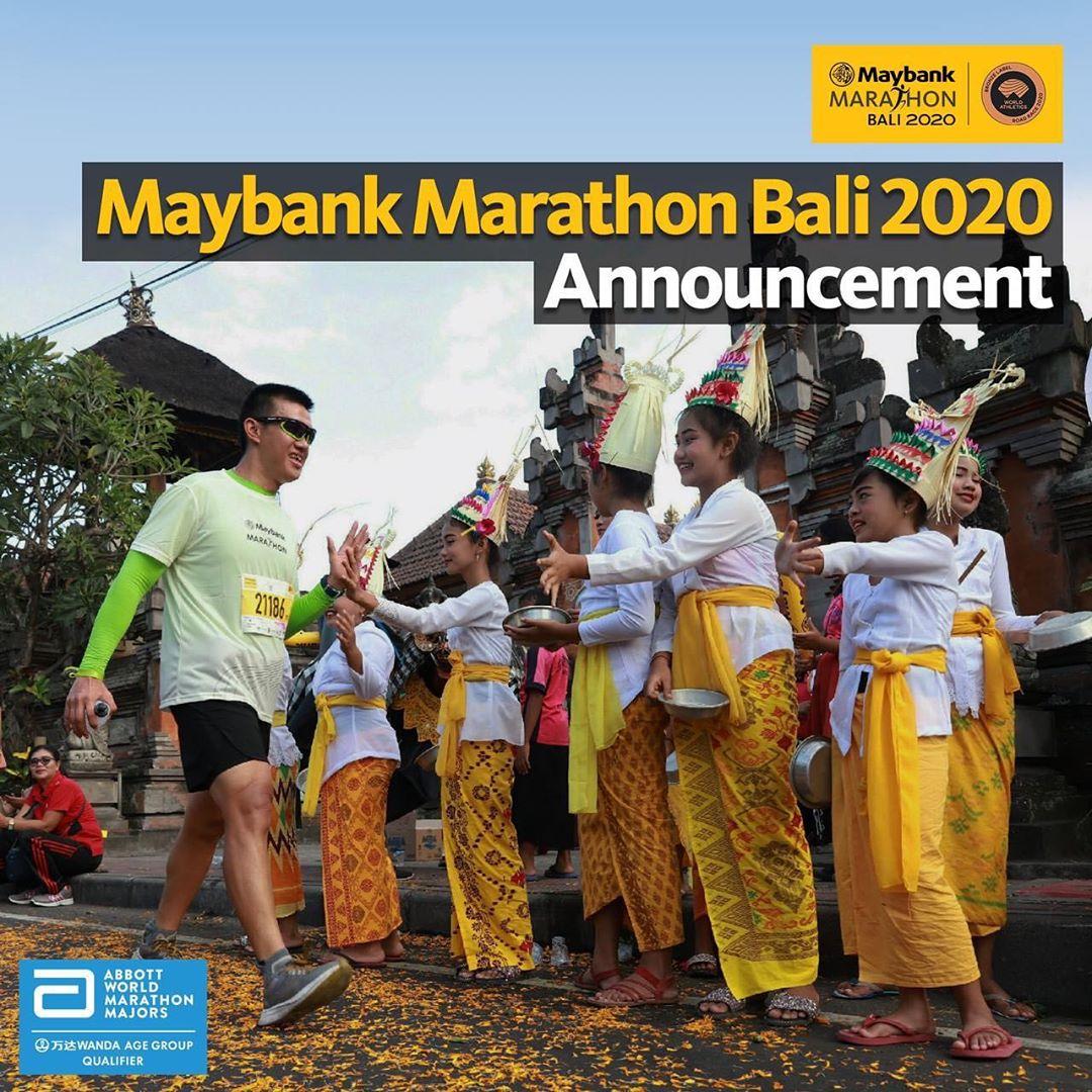 Bali Marathon 2020 Batal Karena Covid-19