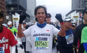 Menjajal Tokyo Marathon 2018